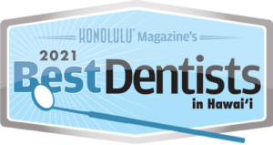 Honolulu Magazine's 2021 Best Dentists in Hawai'i